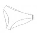 Plavkové kalhotky 891003