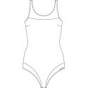 Protetické plavky 612010