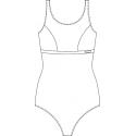Protetické plavky 612011