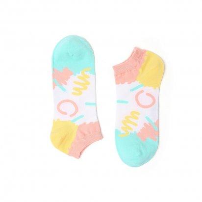 Ponožky Love and Fun nízké SUNNY DAY