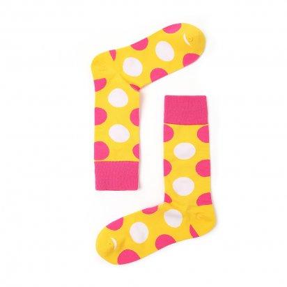 Ponožky Love and Fun vysoké BUBBLES