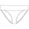 Plavkové nohavičky 892023