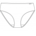 Plavkové nohavičky 891026