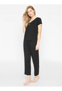 Romantické pyžamo Jordan s krajkou 621416